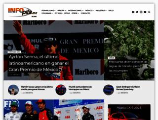 infopits.com.mx screenshot