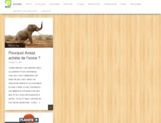 infopour.ca screenshot
