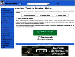 inforchess.com screenshot