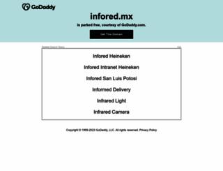 infored.mx screenshot