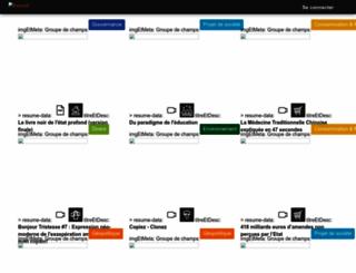 informaction.info screenshot