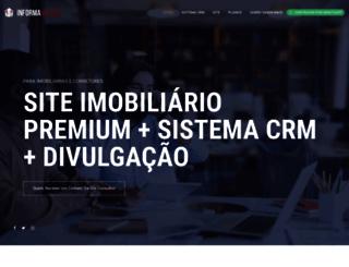 informaimoveis.com.br screenshot