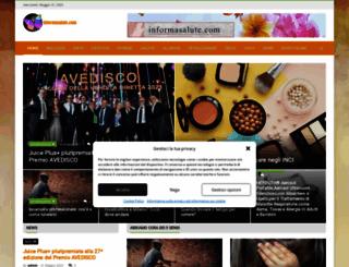 informasalute.com screenshot