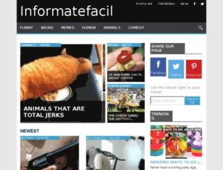 informatefacil.com screenshot