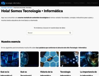 informatica-hoy.com.ar screenshot