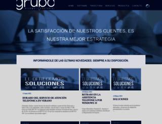 informatica-notarial.es screenshot