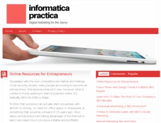 informatica-practica.net screenshot