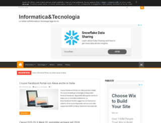 informaticaetecnologia.altervista.org screenshot