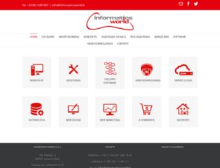 informaticsworld.it screenshot
