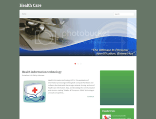 informationabouthealthcareservice.blogspot.com screenshot