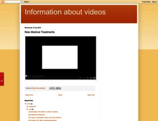 informationaboutvideos.blogspot.com screenshot