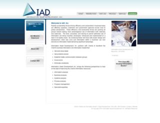 informationassetdevelopment.com screenshot