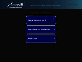 informationcard.net screenshot