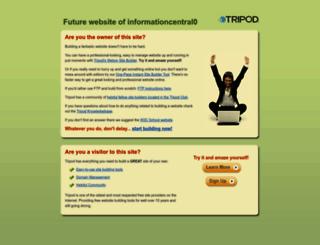 informationcentral0.tripod.com screenshot