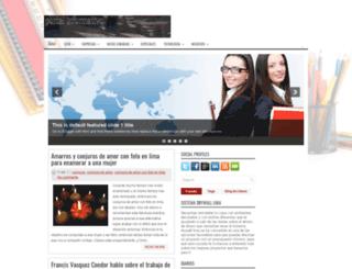 informativo-global.blogspot.com screenshot