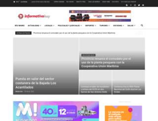 informativohoy.com.ar screenshot