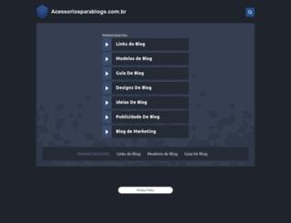 informativonossonews.blogspot.com screenshot