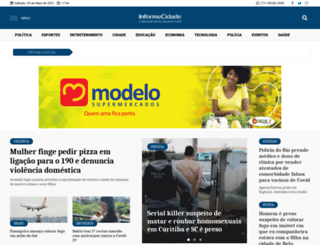 informecidade.com.br screenshot