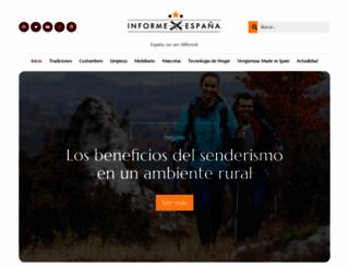 informeeespana.es screenshot