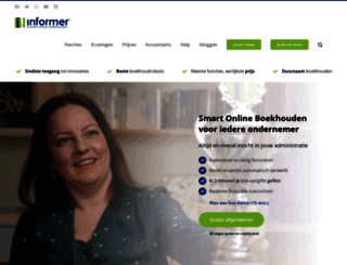 informer.nl screenshot
