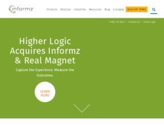 informz-proof.mlinc.com screenshot