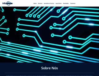 inforpinho.com screenshot