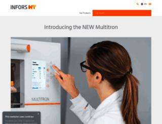 infors-ht.com screenshot