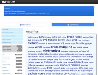 inforum.insite.com.br screenshot
