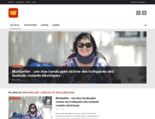 infos-h24.fr screenshot