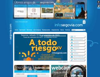 infosegovia.com screenshot