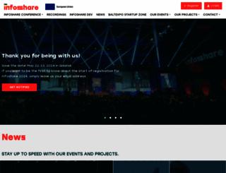 infoshare.pl screenshot
