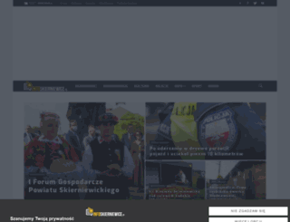 infoskierniewice.pl screenshot