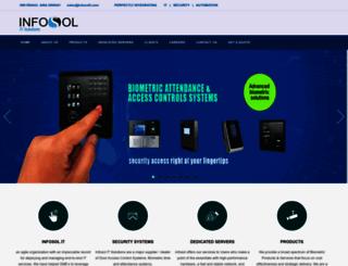 infosolit.com screenshot