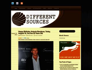 infosourcestz.wordpress.com screenshot