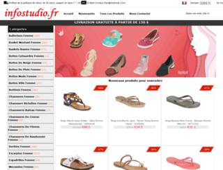 infostudio.fr screenshot