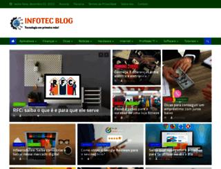 infotecblog.com.br screenshot