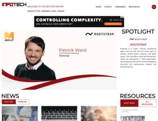 infotech.report screenshot
