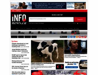infotel.ca screenshot