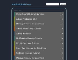 infotipstutorial.com screenshot