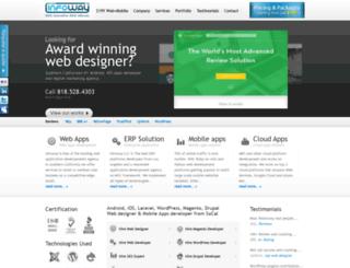 infowaylive.com screenshot