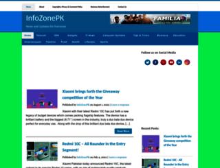 infozonepk.com screenshot