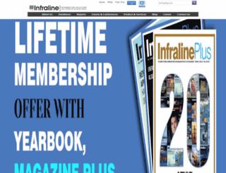 infraline.com screenshot