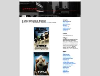 inframundi.wordpress.com screenshot