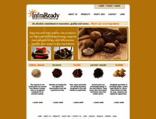 infrareadyproducts.com screenshot