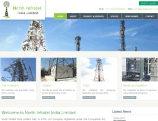 infratower.com screenshot