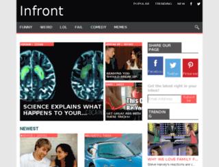 infront.tv screenshot