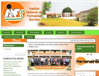 infs-ci.net screenshot