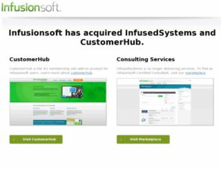 infusedsystems.com screenshot