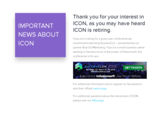 infusioncon.com screenshot