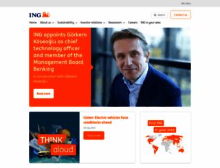 ing.com screenshot